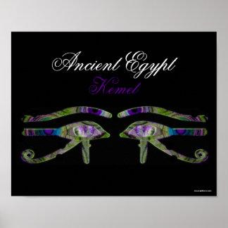 Ancient Egypt/ Kemet Poster