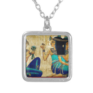 ANCIENT EGYPT PAINTING PENDANT