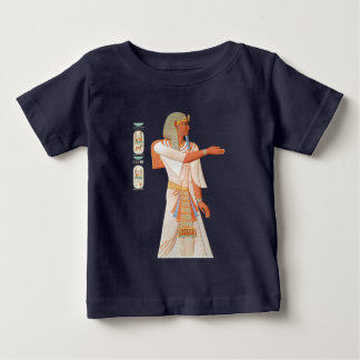 Ancient Egypt ~ Pharaoh Mienptah-Hotéphimat ~1878 Baby T-Shirt
