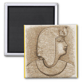 Ancient  Egypt Square Magnet