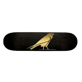 Ancient Egyptian bird – goddess Nekhbet 20.6 Cm Skateboard Deck