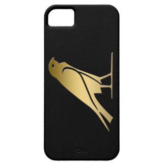 Ancient Egyptian bird – goddess Nekhbet iPhone 5 Cases