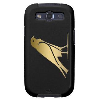 Ancient Egyptian bird – goddess Nekhbet Samsung Galaxy SIII Covers