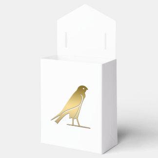 Ancient Egyptian bird – goddess Nekhbet Party Favour Boxes