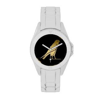 Ancient Egyptian bird – goddess Nekhbet Wrist Watch