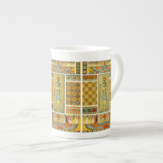 Ancient Egyptian Bone China Mug
