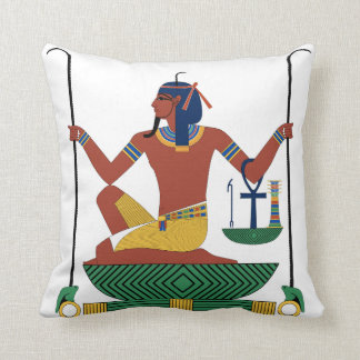 Ancient Egyptian Classic Accent Pillow