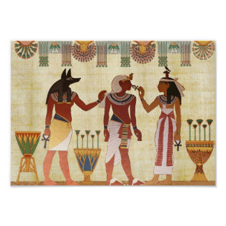 Ancient Egyptian Death Poster