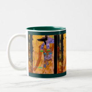 Ancient Egyptian God Anubis Gift Range Coffee Mugs
