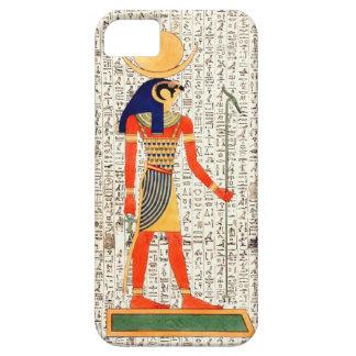 Ancient Egyptian God Horus Hieroglyphics Design iPhone 5 Cover