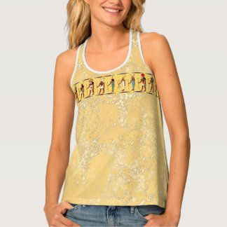 Ancient Egyptian Gods and Goddesses Tank Top