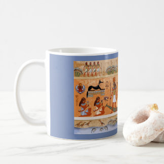 Ancient Egyptian life Coffee Mug