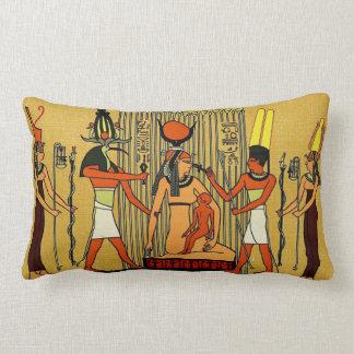 Ancient Egyptian Lumbar Pillow