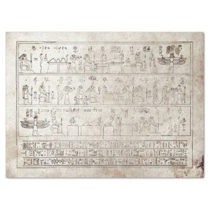 ANCIENT EGYPTIAN PAPYRUS TISSUE PAPER