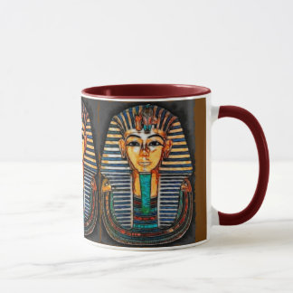 Ancient Egyptian Pharaoh Tutankhamen Mug
