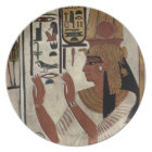 Ancient Egyptian Queen [Nefertari] Plate