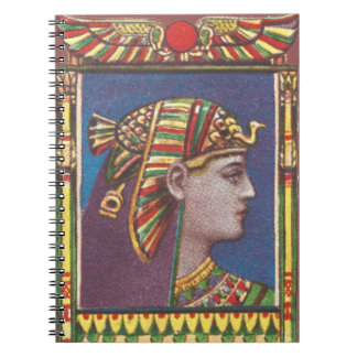 Ancient Egyptian Queen Notebook