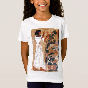 Ancient Egyptian Scribe Papyrus Tee T-Shirt