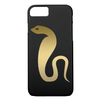 Ancient Egyptian snake – goddess Renenutet iPhone 8/7 Case