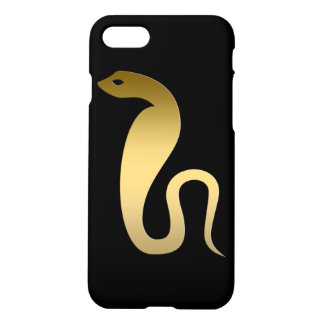 Ancient Egyptian snake – goddess Renenutet iPhone 8/7 Case