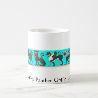 Ancient Egyptian symbols and Egyptian Art  Gifts Coffee Mug