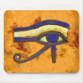 Ancient Egyptian The Eye of Horus Mouse Pad