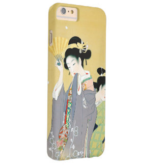 Ancient Fan Barely There iPhone 6 Plus Case