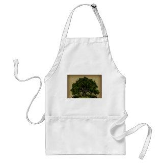 Ancient Fantasy Tree Apron