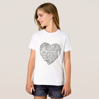 ancient floral hearth T-Shirt