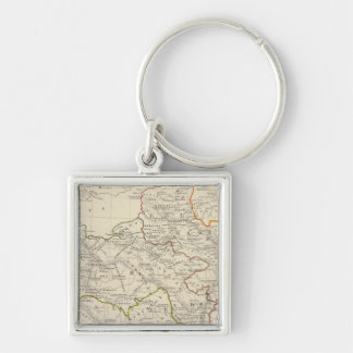 Ancient France Key Chains