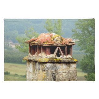 Ancient French Chimney Placemats