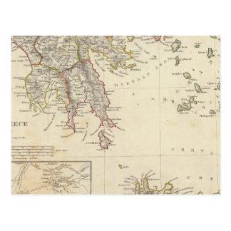 Ancient Greece, southern Postcard
