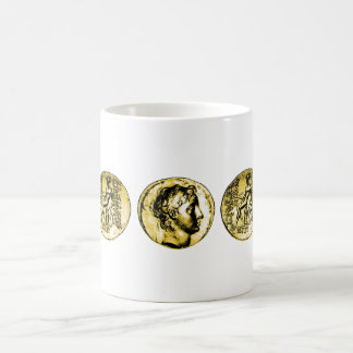 Ancient Greek Coin Mug