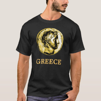 Ancient Greek Coin T T-Shirt