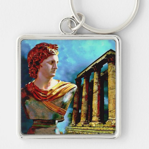 Ancient Greek Keychain