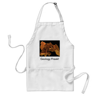 Ancient History Golden Mystery Mineral Standard Apron