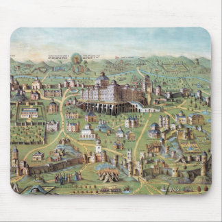 ANCIENT JERUSALEM MOUSE PAD