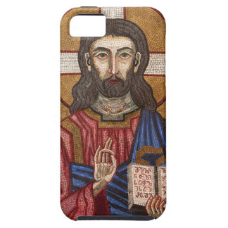 Ancient Jesus Mosaic iPhone 5 Cases