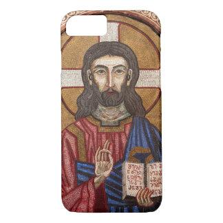 Ancient Jesus Mosaic iPhone 8/7 Case