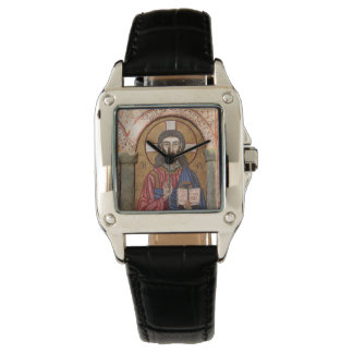 Ancient Jesus Mosaic Watch