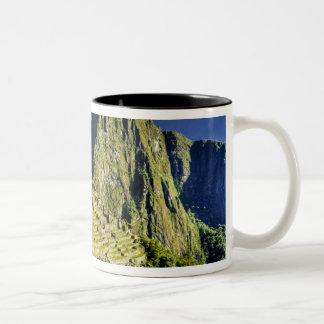 Ancient Machu Picchu, last refuge of the Mug