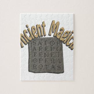 Ancient Magick Puzzle