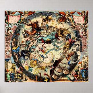Ancient Map-1-no-edit-the original Poster