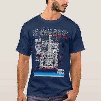 Ancient Mayan Astronaut Pacal T-Shirt