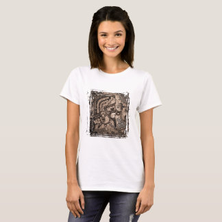 Ancient Mexico Women's Basic T-Shirt