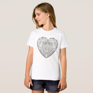 Ancient oldschool love T-Shirt
