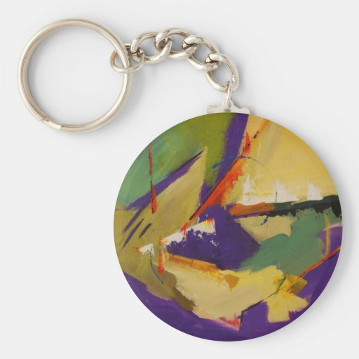 Ancient Passage Key Chains