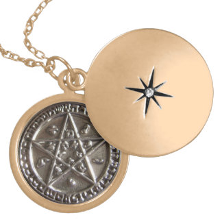 ANCIENT POWERFUL PAGAN TALISMAN LOCKET NECKLACE