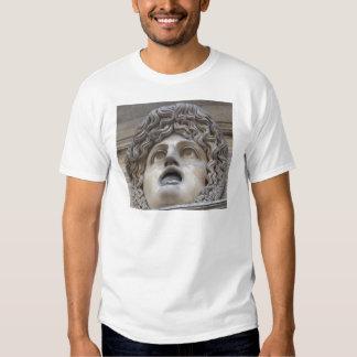 Ancient Roman Gorgon - mythology Tshirts