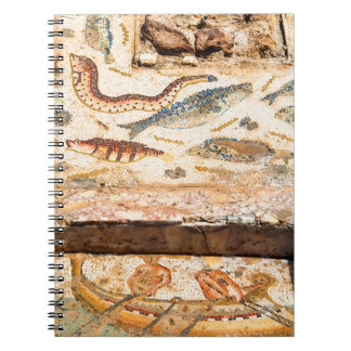 Ancient Roman Mosaic Notebooks
